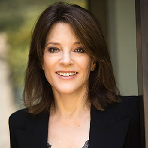 Marianne Williamson, The Sophia Institute, The Sophia Institute Calendar of Events, The Sophia Institute Teaching Faculty