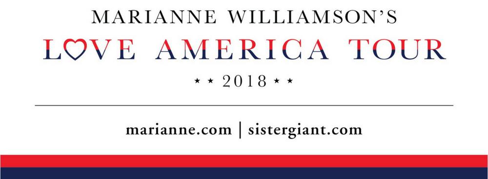 Marianne Williamson, The Sophia Institute