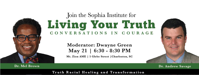 Living your Truth - Conversations in Courage